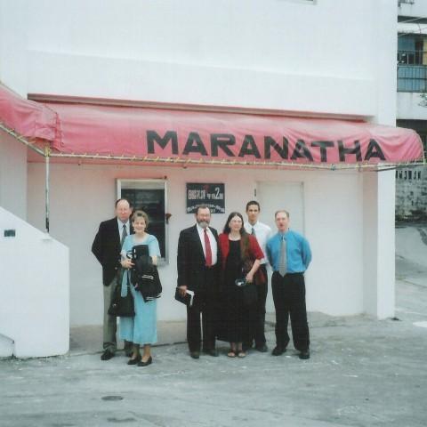 Maranatha pictures